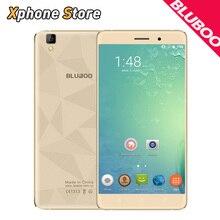 На Складе BLUBOO Майя 5.5 дюймов 3 Г WCDMA Android 6.0 16 ГБ + 2 ГБ MTK6580A Quad Core 1.3 ГГц 13.0 Камеры Dual SIM 3000 мАч Мобильного Телефона