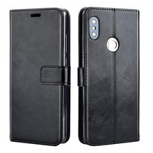 "Luxury Leather case For XiaoMi Redmi Note 5 Case Cover Flip back cover phone case For on Xiomi Redmi Note 5 Pro Note5 pro 5.99""(China)"