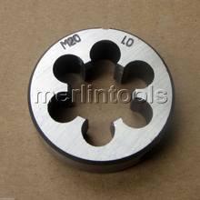 20mm x 1 Metric mão Direita Die M20 x 1.0mm Pitch