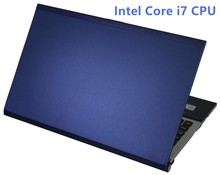 8GB RAM+60GB SSD+500GB HDD 15.6″ LED Intel Core i7 CPU Game Laptop Windows 7/10 Notebook Computer Built-in WIFI Bluetooth DVD-RW
