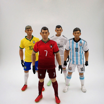 1PCS Kodoxo 1/6 Scale Figurine Football Player Movable Action Figures | 28CM