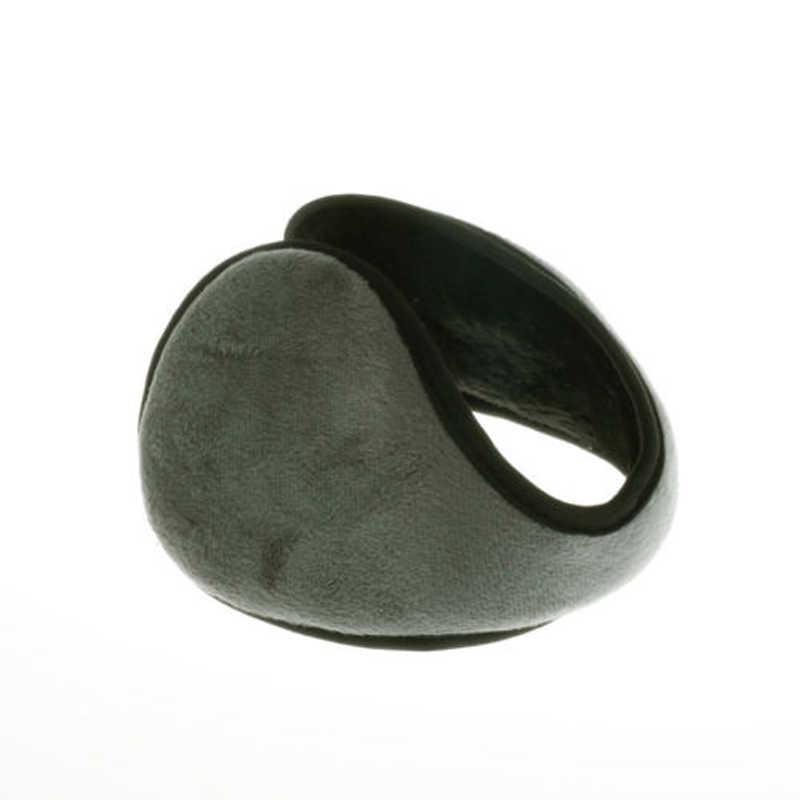 Hot Sale Earmuff Aksesoris Pakaian Unisex Earmuff Musim Dingin Ear Muff Wrap Band Telinga Hangat Earlap Hadiah Hitam/Kopi/ abu-abu/Biru Laut