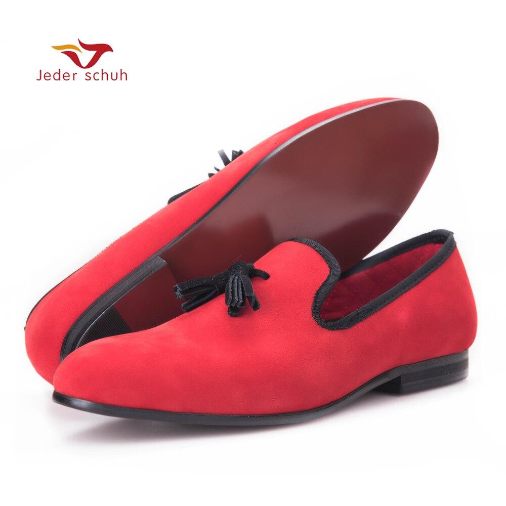 Borla Shoes 15 Apartamentos Veludo Preto Couro Black Smoking Homens Nova Chegada De Sapatos 6 red Livre Shoes Eua Grátis Slipper Requintado Tamanho 2017 xqvFaRq