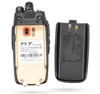 "vhf uhf TYT TH-UV8000D Ham Radio 10 ואט woki טוקי UHF או VHF טוקי טווח ארוך 10 ק""מ Band Dual שני רדיו דרך (2)"