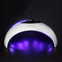 New Fashion High Quality UVLED Nail Lamp 24W Gel Curing Light Nail Gel Polish Beauty Nail Dryer Nail Art Machine Drop Shipping Health & Beauty