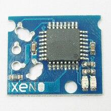 10 قطع الكثير جودة عالية القراءة المباشرة ic/ic رقاقة ل xeno ل ngc/gc ل عبة مكعب