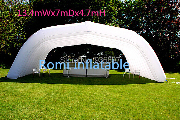 Backyard Giant Inflatable Marquee Tent Outdoor Party Events