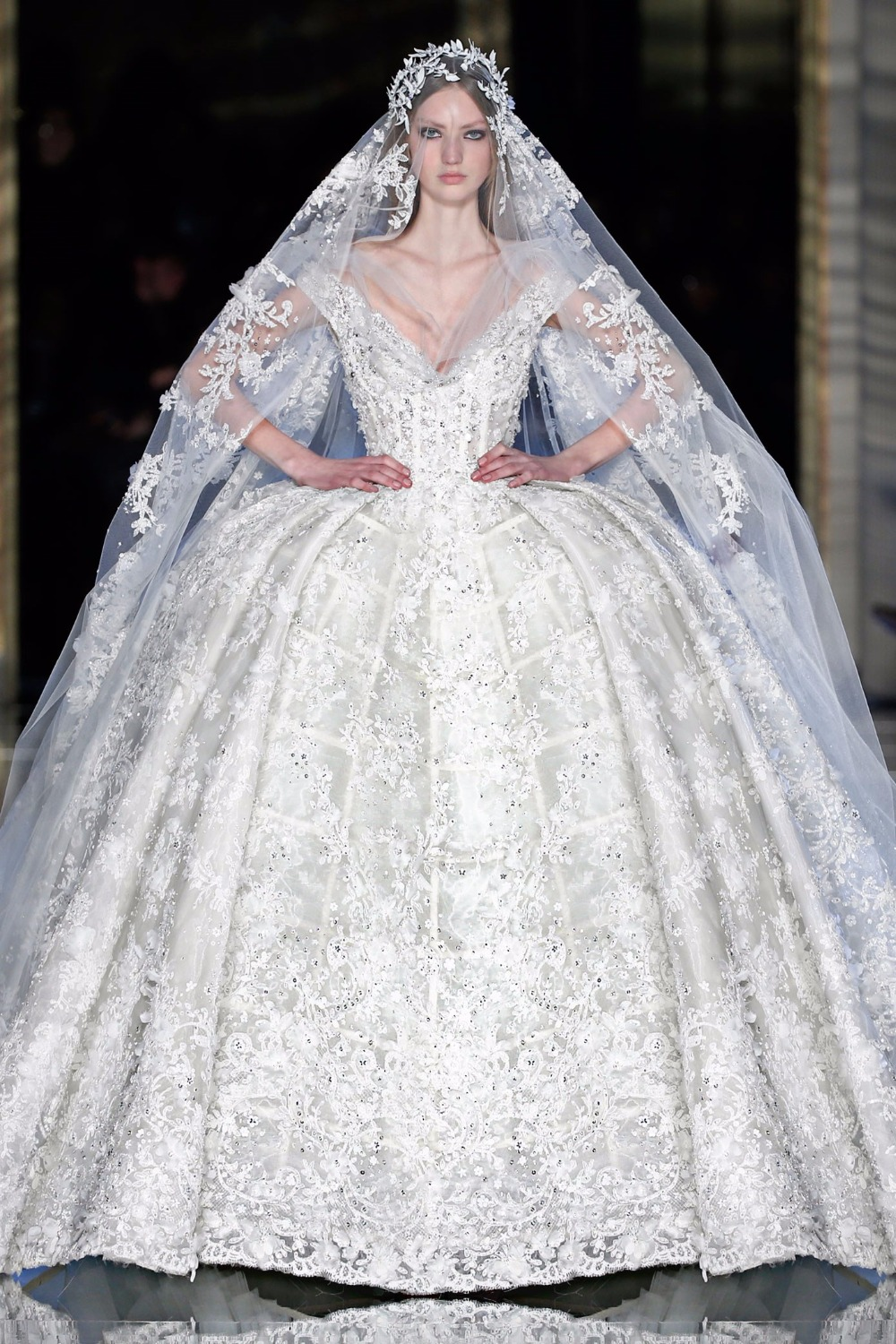 Compare prices on zuhair murad bridal online shopping buy for Zuhair murad wedding dress prices