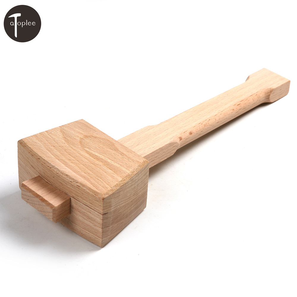 atoplee 1 stücke holzbearbeitung holz holz mallet hammer werkzeug