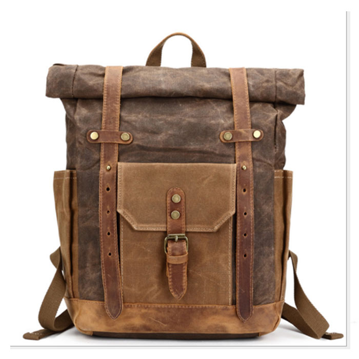 Men Backpack Vintage Casual Canvas Backpack School Bags For Male Men's Large Backpacks For college student Laptop Backpack grey стоимость