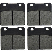 For Suzuki VS1400 G Intruder Boulevard S83 VS1400G 1987-2003 2004 2005 2006 2007 2008 2009 2010 Motorcycle Brake Pads Front Rear