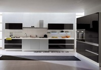 Baking Finish Kitchen Cabinet LH LA026