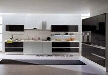 Выпечки отделки Кухонного шкафа (LH-LA026)