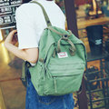 New collection japanese korean style harajuku women backpack preppy style canvas backpack student  school bag