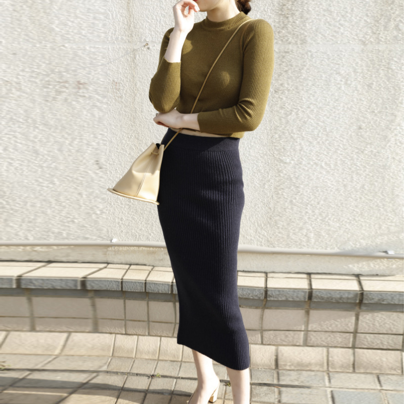 Online Get Cheap Calf Length Pencil Skirt -Aliexpress.com ...