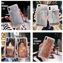 Luxury Water Liquid Case for Xiaomi 5X 6