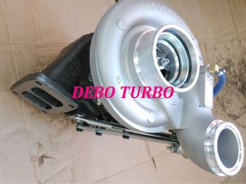 BARU ASLI AOSHEN 1118010AM01-074A HX55W 2836251 2841438 turbo Turbocharger untuk FAW Truk WUXI Diesel CA6DM2 11L 420HP