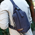 Muzee 2017 New Hot Summer Chest Bag Men Male Sling bag Waist Bag Four Colors Travel Crossbody bag suit for Daily Life