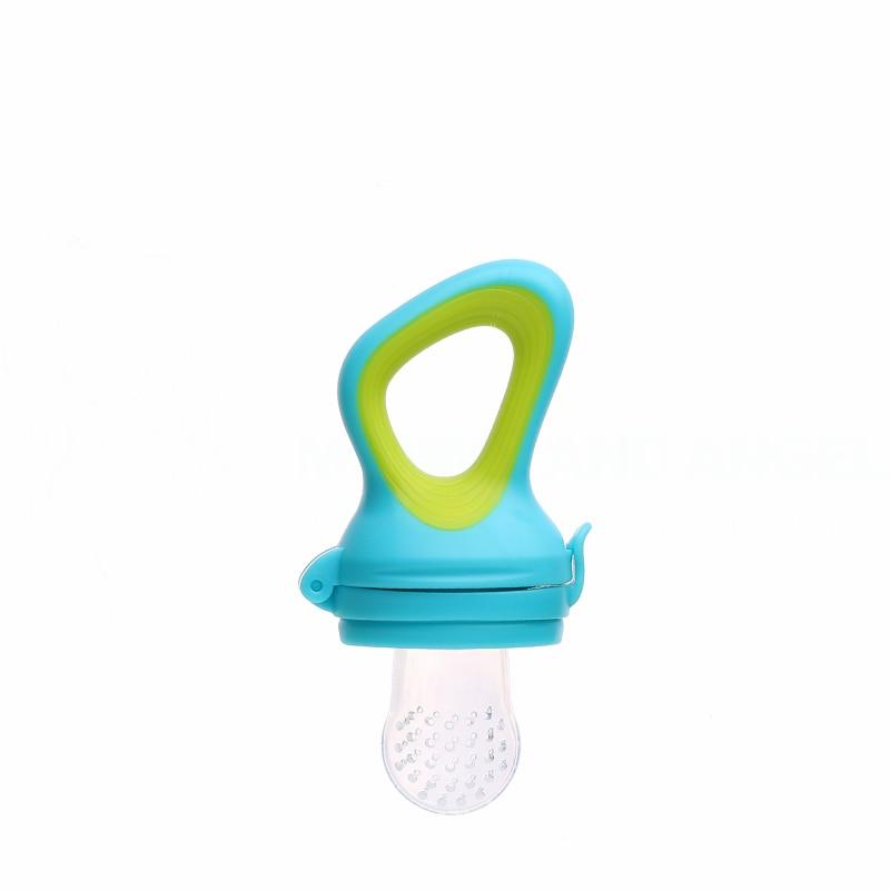 Baby Pacifiers Silcone Feeding Bottles Fresh Food Feeder Feeding Nipple Dummy Fruits (Size:S-M-L,2 Colour,PA-015) FREE SHIPPING