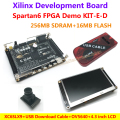 FPGA Demo Board Xilinx Spartan6 XC6SLX9(256M SDRAM)+OV5640 Camera module+USB Download Cable+4.3 inch Display LCD module=KIT-E-D