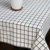 Sytlish Linge Table Tissu Pays Style Plaid D'impression Multifonctions Rectangle Couverture De Table Nappe Accueil Cuisine Décoration 1