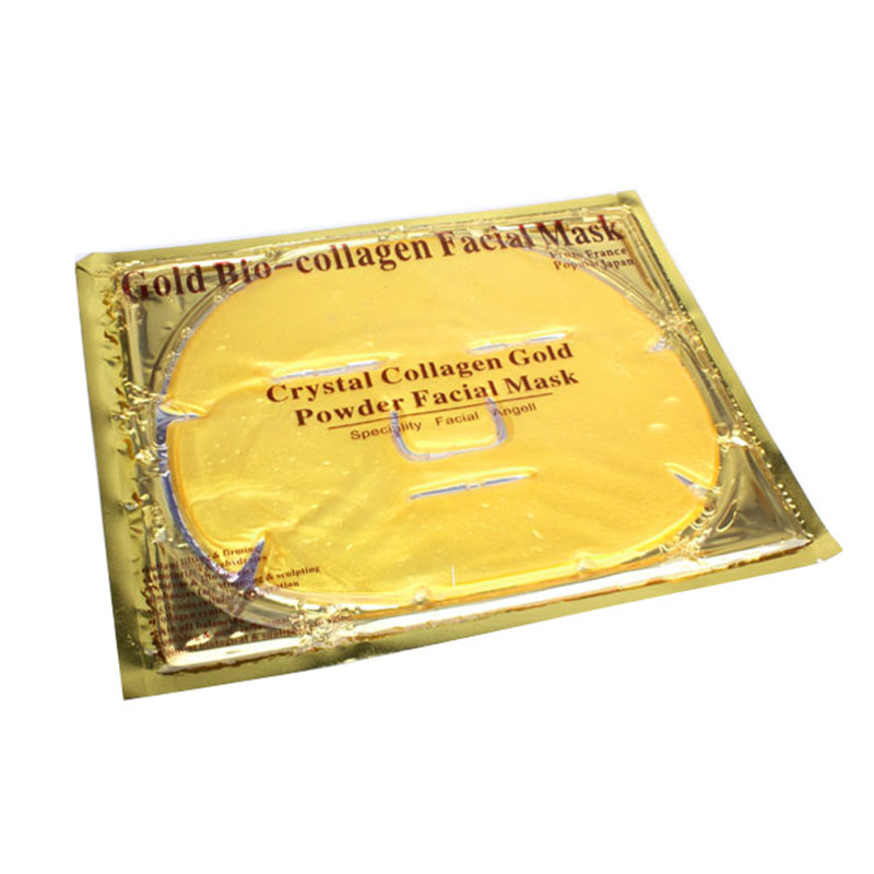 Facial Mask Patch Deep Water Collagen Anti-Wrinkle Oil Control Face Skin Care MH88