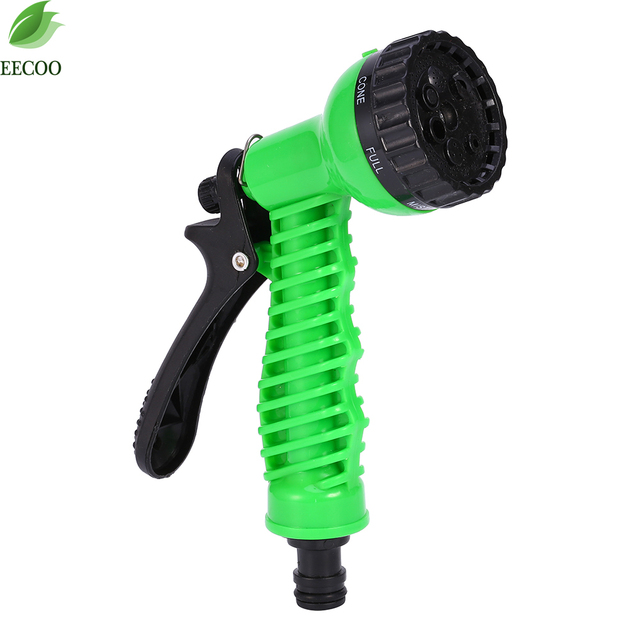 Portable Adjustable Garden Hose High Pressure Gun Sprinkler Nozzle Car Water Spray Gun Car Wash Hose Garden Water Gun