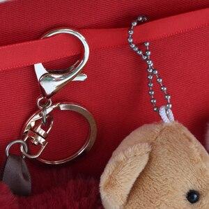 Image 5 - Aardbei Zakken Kawaii Helder Transparant Lolita Harajuku Vrouwen Schoudertassen Candy Kleur Mooie Ita Zak Zoete Meisje Gift Itabag