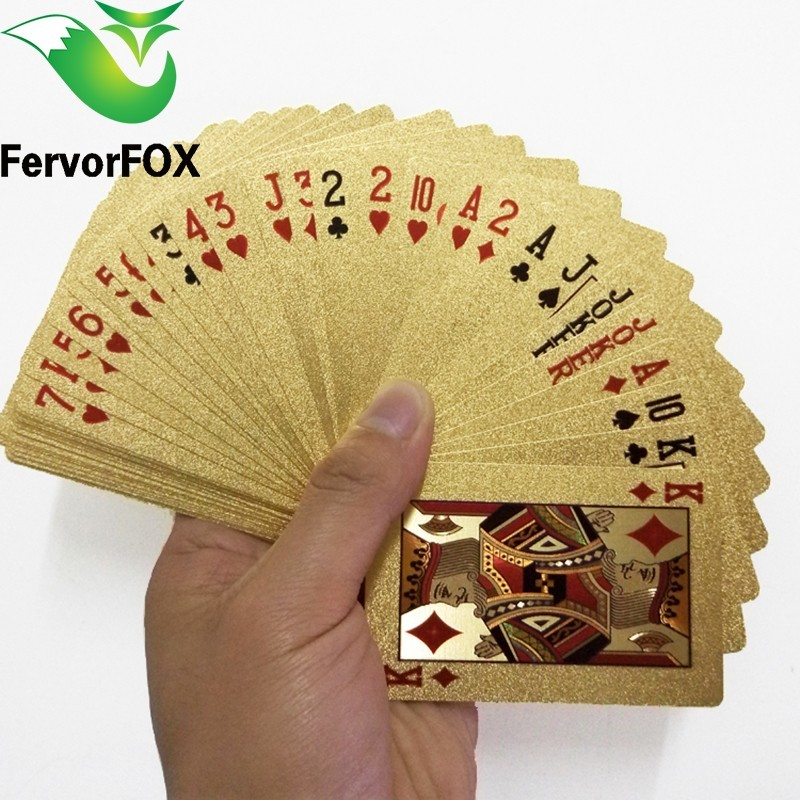 54pcs-original-waterproof-luxury-24k-gold-foil-plated-font-b-poker-b-font-premium-matte-plastic-board-games-playing-cards-for-gift-collection