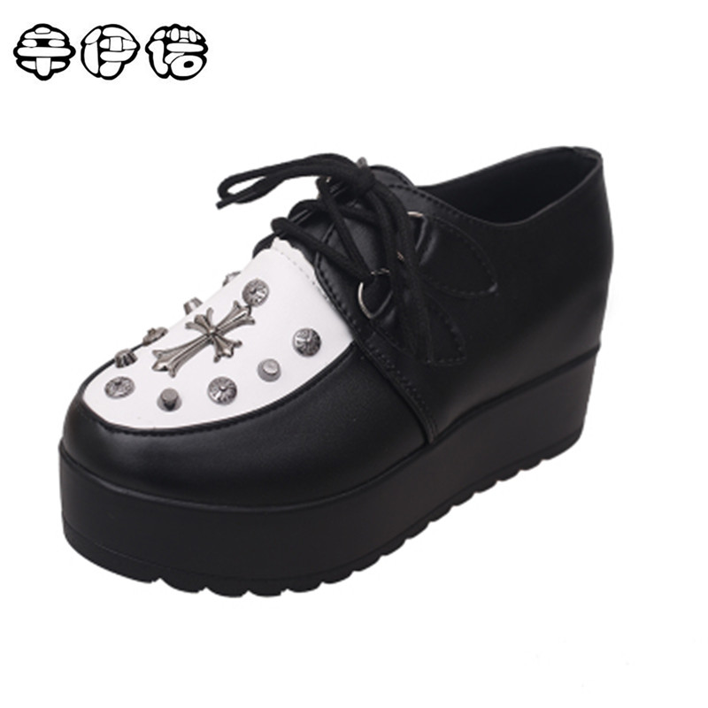 2017 New 20 Colors Hidden Wedge Heels Fashion Womens Elevator Shoes PU Casual Shoes For Women Height Increasing Platform shoes