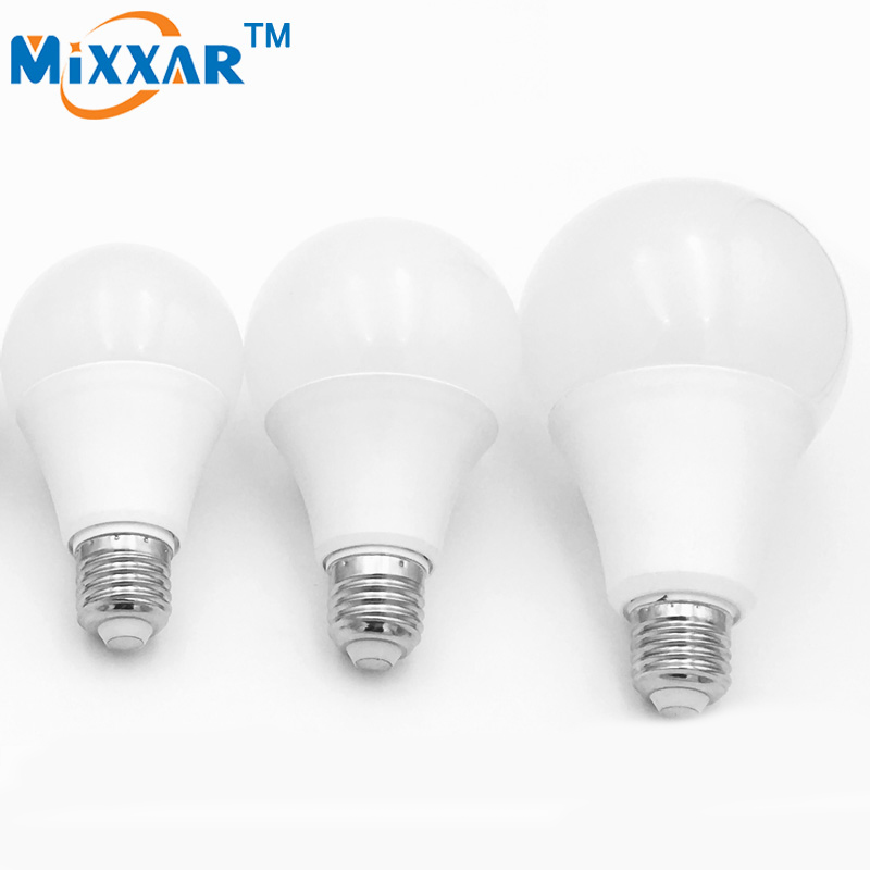 RU Real Power Led Lamp E27 E26 LED Bulb 85-265V 220V 110V Candle Light 3W 4W 7W 8W 12W 14W SMD5730 2835 Cold / Warm White