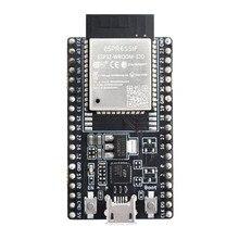 ESP32 DevKitC core לוח ESP32 פיתוח לוח ESP32 WROOM 32D 32U/ESP32 SOLO 1/ESP32 WROVER B