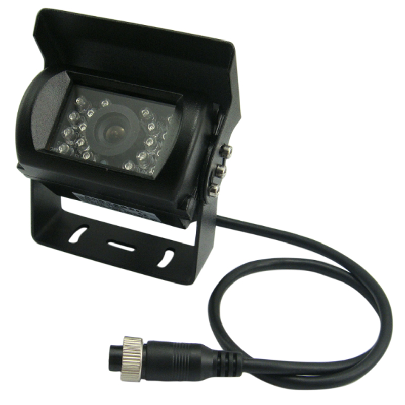 G7205 Night Vision AHD Vehicle Camera for X7 Mobile HDD DVR with Aviation Connector & No Waterproof & Audio Optional