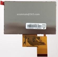 4.3 polegadas LCD AT043TN24 V.7 AT043TN24 V.1 com Painel Sensível Ao Toque