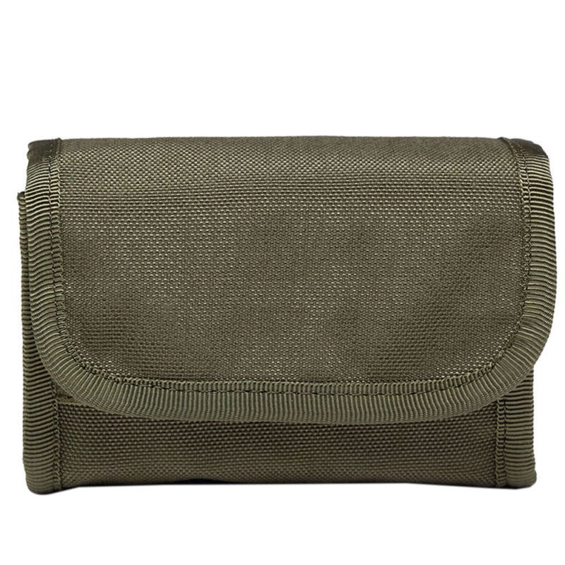 Tactical 10 Round Shot  Shotshell Reload Holder Molle Pouch For 12 Gauge/20G Magazine Pouch Ammo Round Cartridge Holder