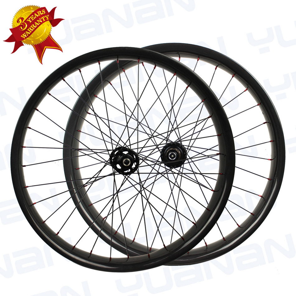 Full Carbon Fatbike Wheels Snow Wheels  65/80/90mm Width Bicycle Wheel Rims Fat Bike Novatec D771/D772 or POWERWAY M42 Disc Hub carbon wheels 700c 88mm depth 25mm bicycle bike rims 3k ud glossy matte road bicycles rims customize carbon rims