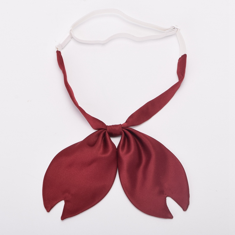 RüCksichtsvoll Nette Japanischen Sakura Kirsche Fliege Mädchen Sailor Jk Uniform Bowtie Krawatte Krawatte Bekleidung Zubehör Krawatten & Taschentücher