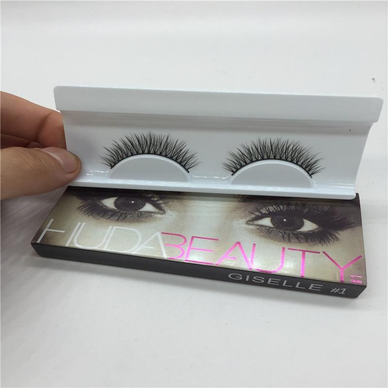 0db0d9f1614 12pair Huda Beauty False Eyelashes Messy Cross Thick Natural Fake Eye  Lashes Professional Makeup Bigeye Eye Lashes Handmade-in Toiletry Kits from  Beauty ...