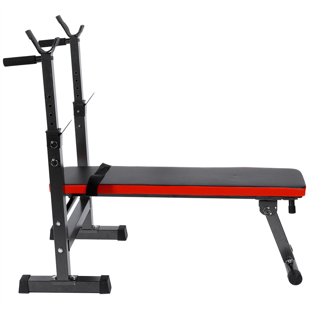 Us de adjustable weight bench home fitness weight sit up bench