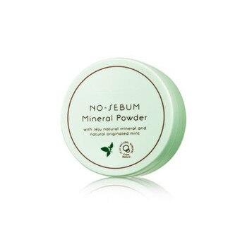 מקורי קוריאה קוסמטי לא חלב מינרלים אבקת 5 גרם טבעי מינרלים אבקת איפור פנים שמן בקרת חלק תיקון קונסילר