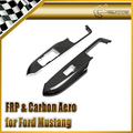Car-styling For Ford 2015 Mustang Carbon Fiber Window Switch Panel(For LHD only)