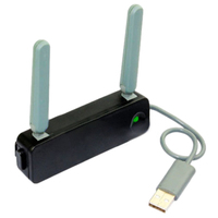 ProVersion USB WiFi 300Mbps WIRELESS N NETWORK ADAPTER FOR XBOX 360 LIVE CONSOLE