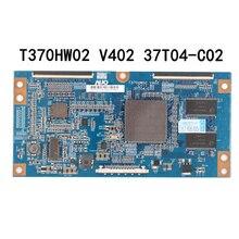 100% Оригинальные T370HW02 V402 CTRL BD 37T04-C02 для 37 дюймовый LED LCD TV Плата логики T-CON Совета TCON