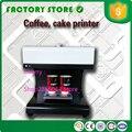 Поставка с фабрики многоцветный кофе принтер кофе пена печатная машина пищевой краситель принтер чернила 3d кофе принтер