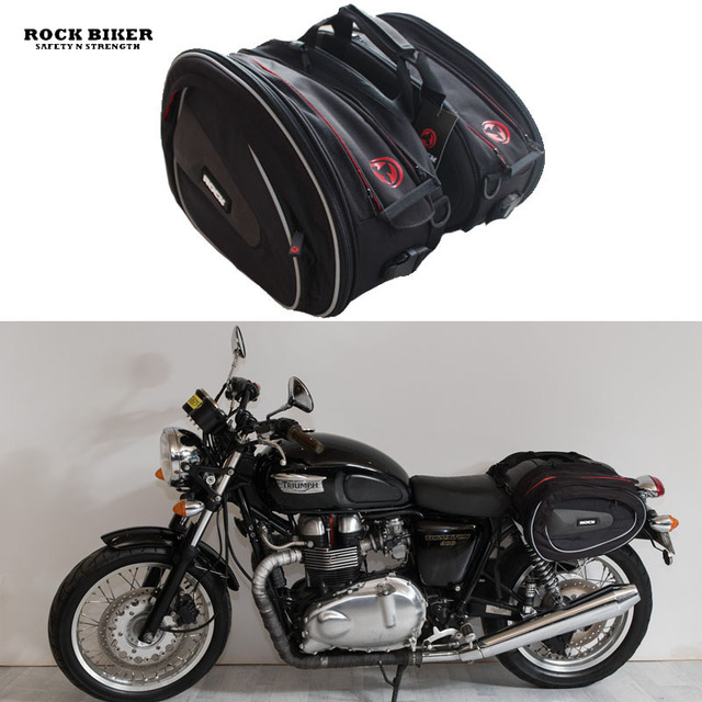 Rock Biker New Waterproof Motorcycle Bag Alforjas Sacoche Helmet Moto Tank Luggage Saddle