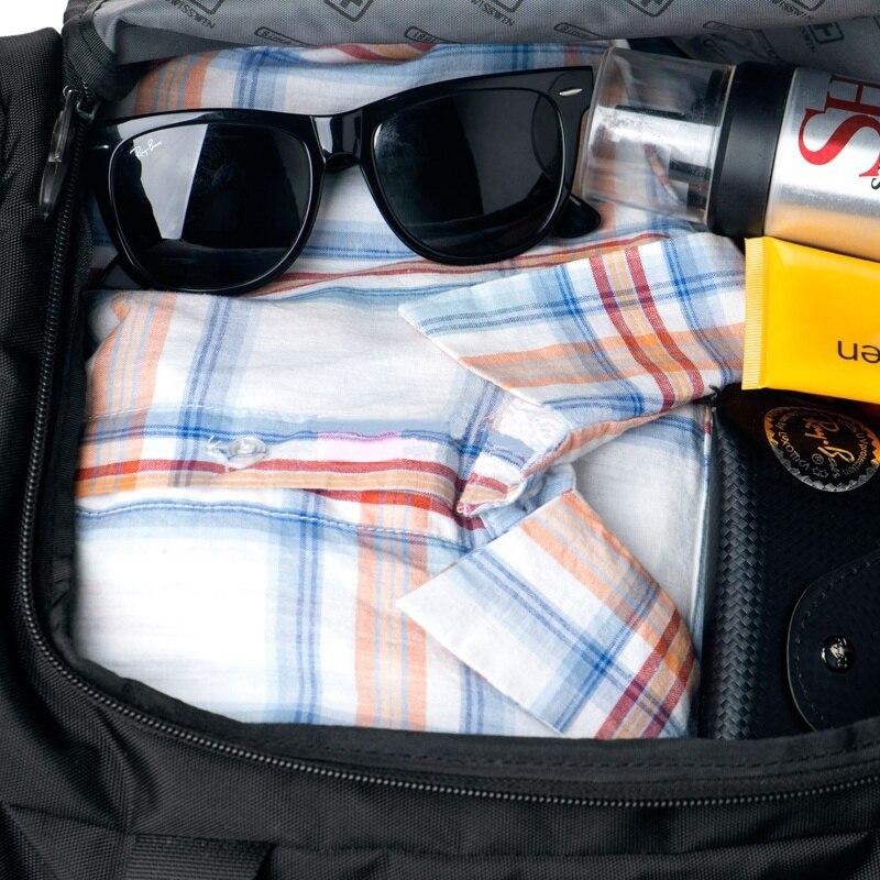 viagem bolsa masculino bolsa de Capacidade : 34.5l