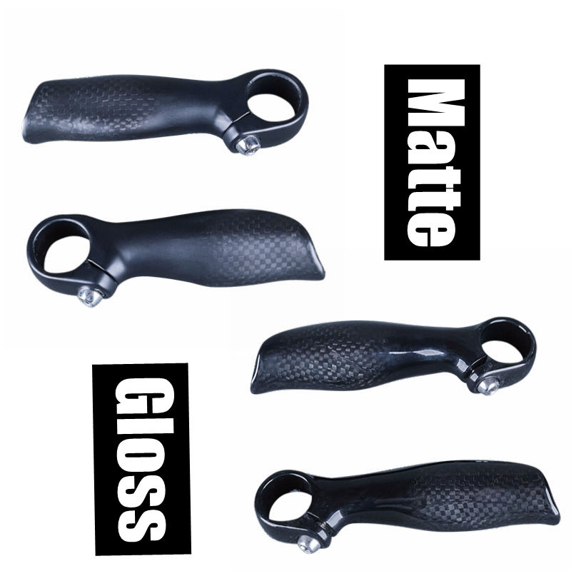 Able Fcfb Small Auxiliary Mountain Bike Handlebar Carbon Bicycle Handlebar Ends Red Always Buy Good Sporting Goods Cycling