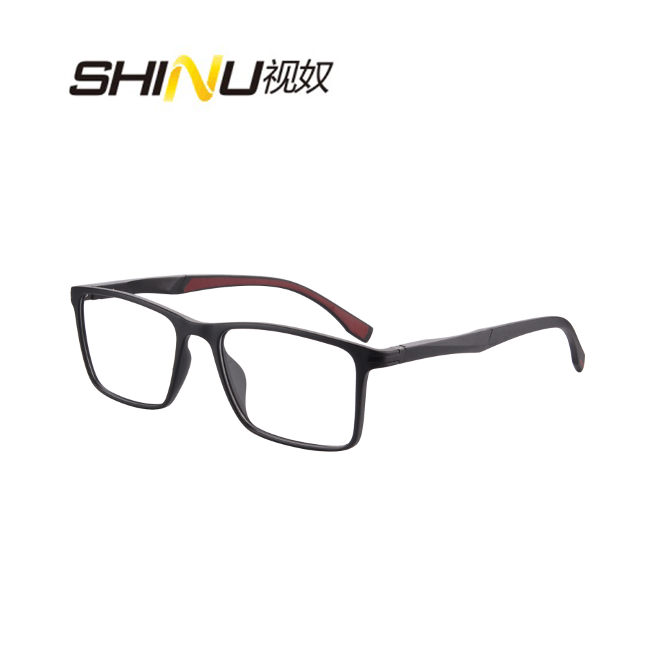 Damenbrillen Beliebte Marke Große Platz Tr90 Lesen Brillen Qualität Noline Progressive Multifokale Linse Lesebrille Kurzsichtig & Weitsichtig Brillen Lesebrillen
