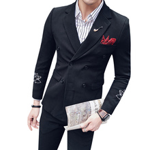 Dress Double Groom Blazer