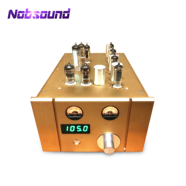 US $332 1 10% OFF 2018 Latest Tube FM Radio Vintage Valve Stereo Receiver  Assembled Finished Amplifier-in Amplifier from Consumer Electronics on